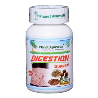 Planet Ayurveda Digestion Support,  60 veggie capsule(s)