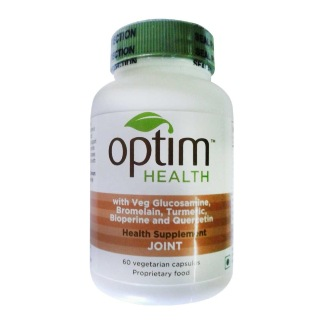 OptimHealth Joint Health Supplement,  60 veggie capsule(s)