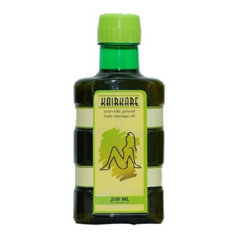 Kairali Kairkare Body Massage Oil,  200 ml