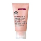 The Body Shop Vitamin E SPF 15 Moisture Lotion,  50 Ml  For All Skin Types