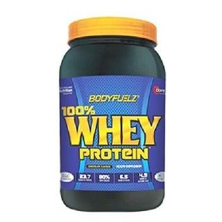 Bodyfuelz 100% Whey Protein,  2 lb  Chocolate