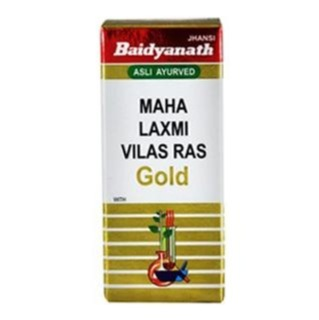 Baidyanath Mahalaxmi Vilas Ras with Gold,  10 tablet(s)