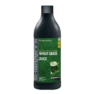 Sharrets Wheat Grass Juice,  Natural  1 L