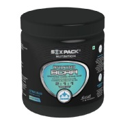 Six Pack Nutrition Instantised BCAA 2:1:1,  0.66 lb  Citrus Blue
