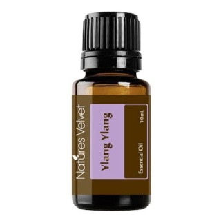 Natures Velvet Essential Oil,  10 ml  Ylang Ylang