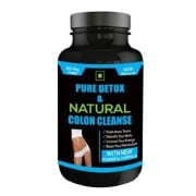 Perennial Lifesciences Natural Colon Cleanse,  60 capsules  Unflavoured