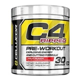 Cellucor C4 Ripped,  0.396 Lb  Fruit Punch