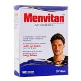 West Coast Menvitan Original,  Unflavoured  30 Tablet(s)