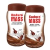 Endura Mass Pack of 2 Chocolate 1.1 lb