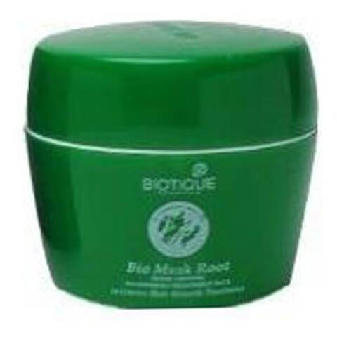 Biotique Bio Musk Root Fresh Growth Nourishing Treatment Pack,  Hair Growth  230 g