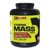 Xtreme Abs Nutrition Xtreme Mass Gold,  Chocolate  4.4 Lb