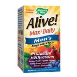 Nature's Way Alive! Men's Max Potency,  Unflavoured  90 Tablet(s)
