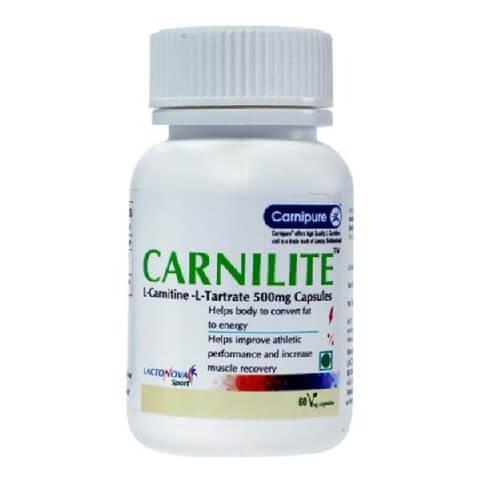 Lactonova Carnilite,  60 capsules
