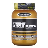 Big Muscle Xtreme Muscle Fusion,  2.2 Lb  Chocolate