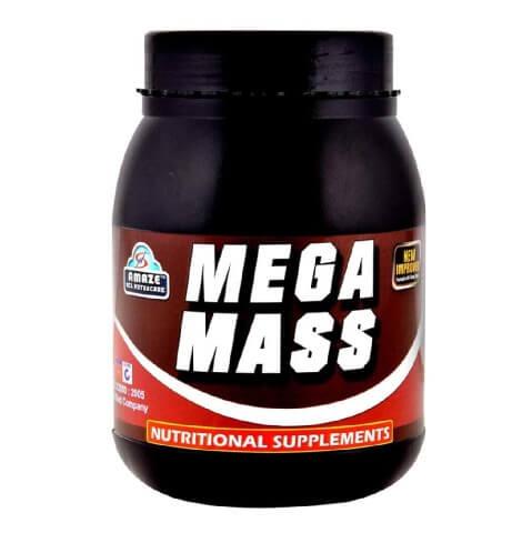 Amaze Mega Mass,  Chocolate  2.2 lb