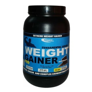 Euradite Nutrition Weight Gainer Pro,  6.6 lb  Rich Chocolate