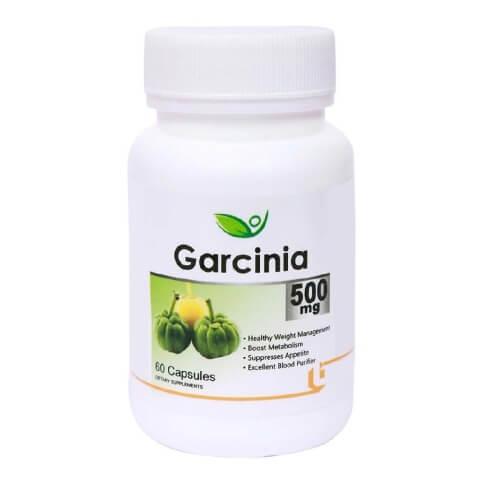 Biotrex Garcinia Cambogia (500 mg),  60 capsules