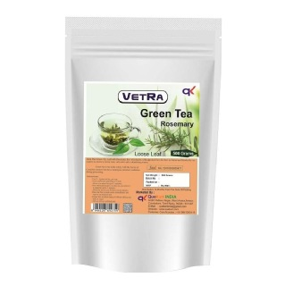 Vetra Green Tea with Rosemary,  500 g  Unflavoured