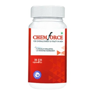 Chemical Resources Chemforce,  21 capsules