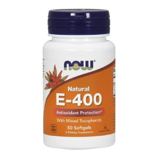 Now Vitamin E-400,  100 softgels
