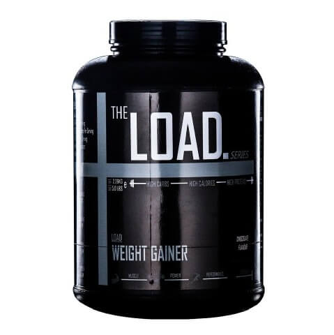 Sipco The Load Weight Gainer,  Chocolate  5 lb