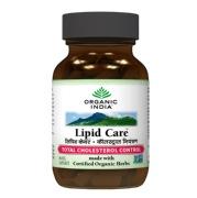 Organic India Lipidcare,  60 capsules