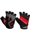 KOBO Weightlifting Gym Gloves (CG-03),  Black  XL