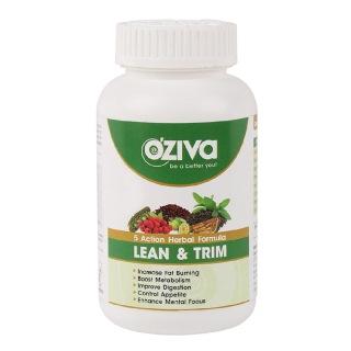 Oziva Lean & Trim,  120 tablet(s)  Unflavoured