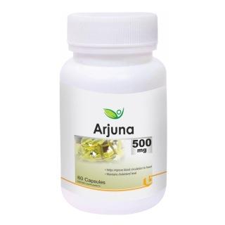 Biotrex Arjuna (500 mg),  60 capsules