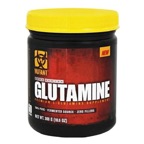 Mutant Glutamine,  0.66 lb  Unflavoured