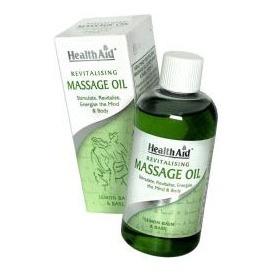 HealthAid Revitalising Massage Oil,  150 Ml