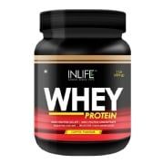 INLIFE Whey Protein,  1 lb  Coffee