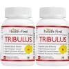 Health first Tribulus - Pack of 2, 60 veggie capsule(s)