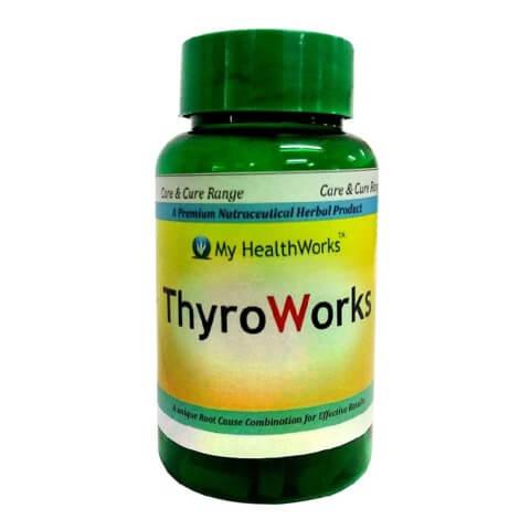 My Healthworks ThyroWorks,  60 tablet(s)
