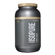 Isopure Low Carb,  3 lb  Toasted Coconut