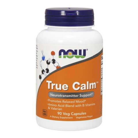 Now True Calm,  90 capsules