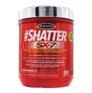 MuscleTech Shatter SX-7,  0.38 lb  Pink Lemonade