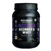 Six Pack Nutrition Beginner's Whey,  2.2 lb  Kesar Kulfi