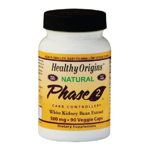 Healthy Origins Phase 2 500 mg,  90 veggie capsule(s)  Unflavoured