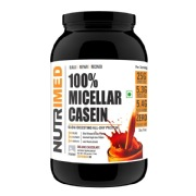 Nutrimed 100% Micellar Casein,  2 lb  Deluxe Chocolate