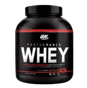 ON (Optimum Nutrition) Performance Whey,  4.30 lb  Chocolate Shake