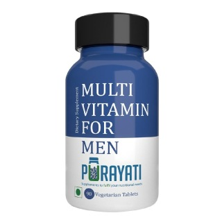 Purayati Multivitamin for Men,  90 tablet(s)  Unflavoured