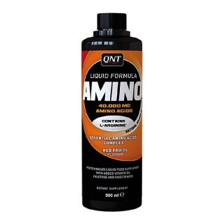 QNT Amino Acid Liquid,  500 ml  Red Fruit