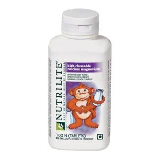 Amway Nutrilite Kids Chewable Calcium Magnesium