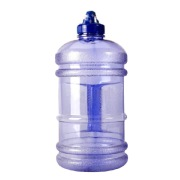 DYEG Gallon Shaker Bottle,  Blue  2.2 L