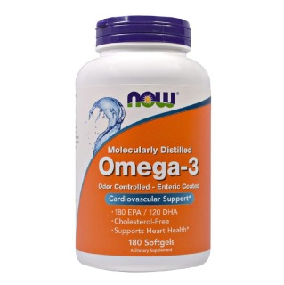 Now Omega-3,  180 softgels