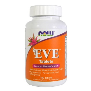 Now EveWomen'sMultipleVitamin,  180 tablet(s)  Unflavoured