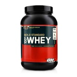 ON (Optimum Nutrition) Gold Standard 100% Whey Protein,  Double Rich Chocolate  2 Lb