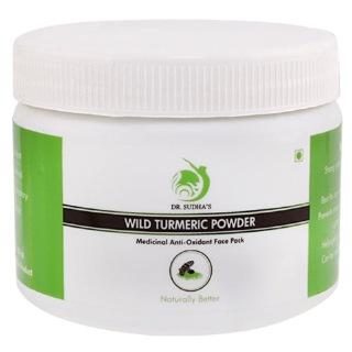 Dr. Sudha's Wild Turmeric Powder,  25 g  All Skin Type