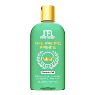 Man Arden Shower Gel,  300 ml  The Pacific Prince